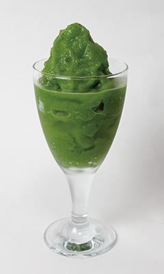 野菜のグリーンスムージー