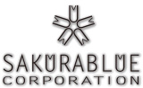 sakura blue logo