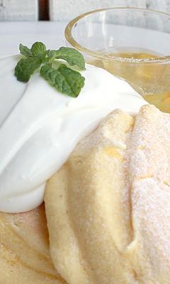 宮古島産はちみつとホイップバター